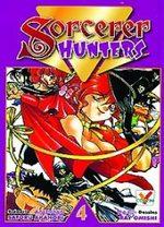 Sorcerer Hunters 4