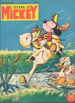 Le journal de Mickey 46 Magazine