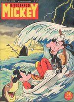 Le journal de Mickey 47 Magazine