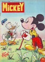 Le journal de Mickey 49 Magazine