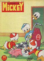 Le journal de Mickey 50 Magazine