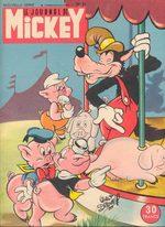 Le journal de Mickey 51 Magazine