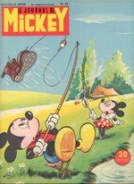 Le journal de Mickey 52 Magazine