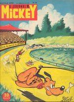 Le journal de Mickey 54 Magazine