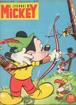 Le journal de Mickey 57 Magazine