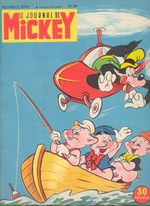 Le journal de Mickey 59 Magazine