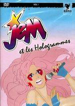 Jem et les Hologrammes 1 Série TV animée