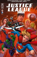 Justice League Saga # 22