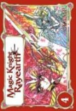 Magic Knight Rayearth # 4