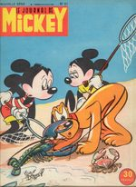 Le journal de Mickey 61 Magazine
