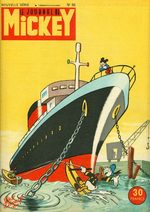 Le journal de Mickey 68 Magazine