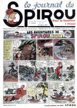 Le journal de Spirou # 50
