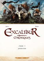 couverture, jaquette Excalibur - Chroniques 4