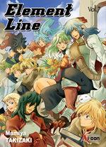 Element Line 7 Manga