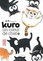 Kuro, un coeur de chat 4 Manga