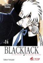 couverture, jaquette Black Jack - Kaze Manga 14