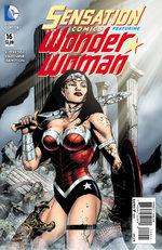 Sensation Comics Featuring Wonder Woman # 16