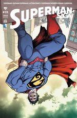 Superman Saga # 22