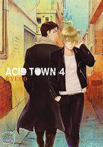 couverture, jaquette Acid Town 4