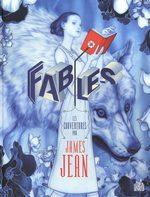 DOUBLON (Fables - Les couvertures par James Jean) 1 Artbook