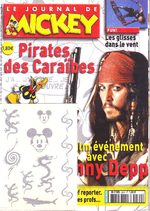 Le journal de Mickey 2669 Magazine