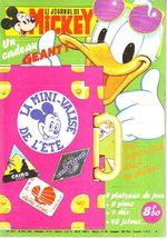 Le journal de Mickey 1932 Magazine