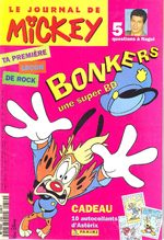 Le journal de Mickey 2206 Magazine