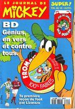 Le journal de Mickey 2234 Magazine