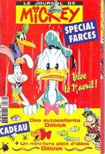 Le journal de Mickey 2180 Magazine