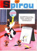 Le journal de Spirou 1464