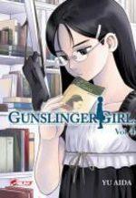 Gunslinger Girl 4 Manga