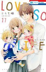 Love so Life 17 Manga
