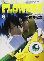 Shaman King Flowers 6 Manga