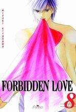 Forbidden Love 8 Manga