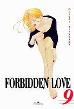 Forbidden Love 9 Manga