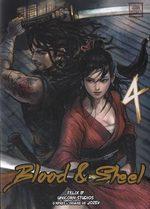 Blood & Steel # 4
