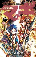 Magi - The Labyrinth of Magic # 27