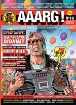 Aaarg ! 10 Magazine