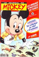 Le journal de Mickey 2028 Magazine
