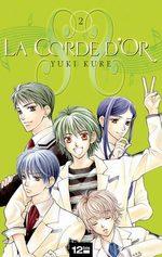 La Corde d'Or 2 Manga