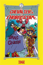 couverture, jaquette Les Chevaliers de l'Horoscope 2