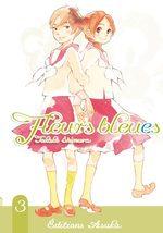 Fleurs Bleues T.3 Manga