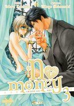 No money ! 3 Manga