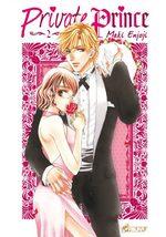 Private Prince T.2 Manga