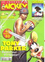 Le journal de Mickey 2858 Magazine