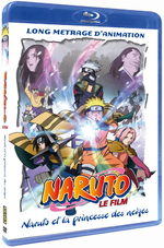 Naruto film 1 - Naruto et la princesse des neiges 1
