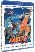 Naruto film 3 - Mission spéciale au pays de a lune 1 Film