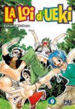 La Loi d'Ueki 9 Manga
