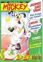 Le journal de Mickey 2032 Magazine