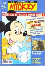 Le journal de Mickey 2110 Magazine